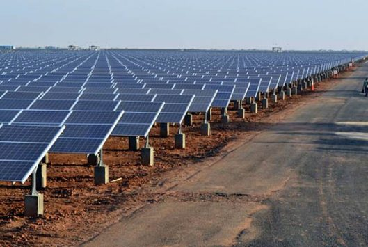 10 MW SOLAR PLANT