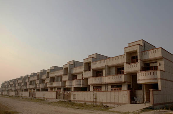 Low Income Group Houses