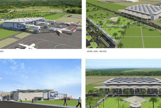 Jabalpur Airport Terminal