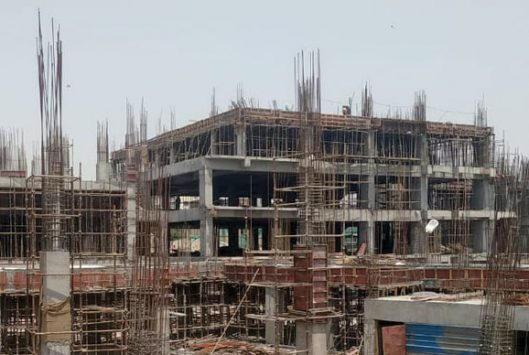 Building, Commerical Construction Company In India - NKG Infra